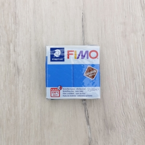 Kostka 57g - Fimo Leather - 309 - indygo - FL309