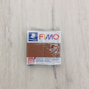Kostka 57g - Fimo Leather - 779 - nut - FL779